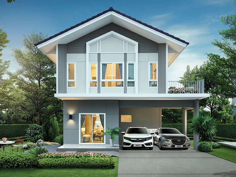 บ้านพร็อพเพอร์ตี้เพอร์เฟค Property Perfect เพอร์เฟค พาร์ค Logo