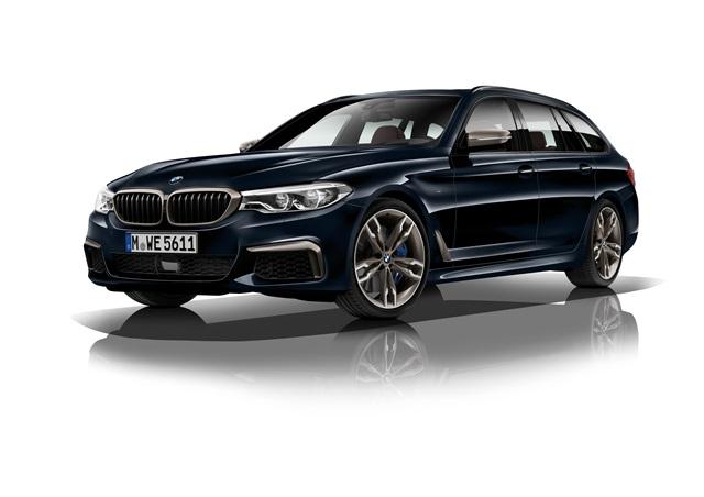 รถยนต์บีเอ็มดับเบิลยู BMW Series 5 Logo