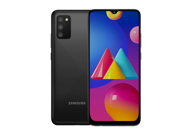 SAMSUNG Galaxy M 02s (4GB/64GB) ราคา-สเปค-โปรโมชั่น