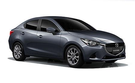 มาสด้า Mazda-2 Sedan XD AT-ปี 2017