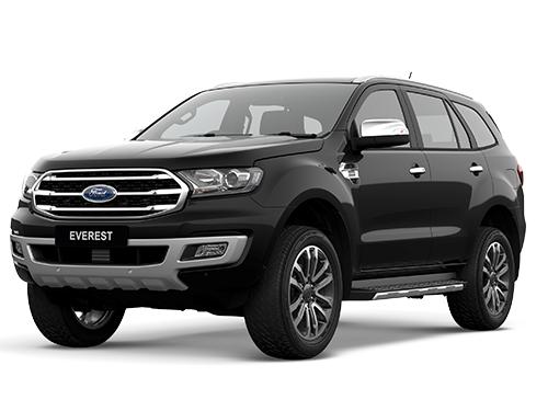 รถยนต์ฟอร์ด Ford Everest Logo
