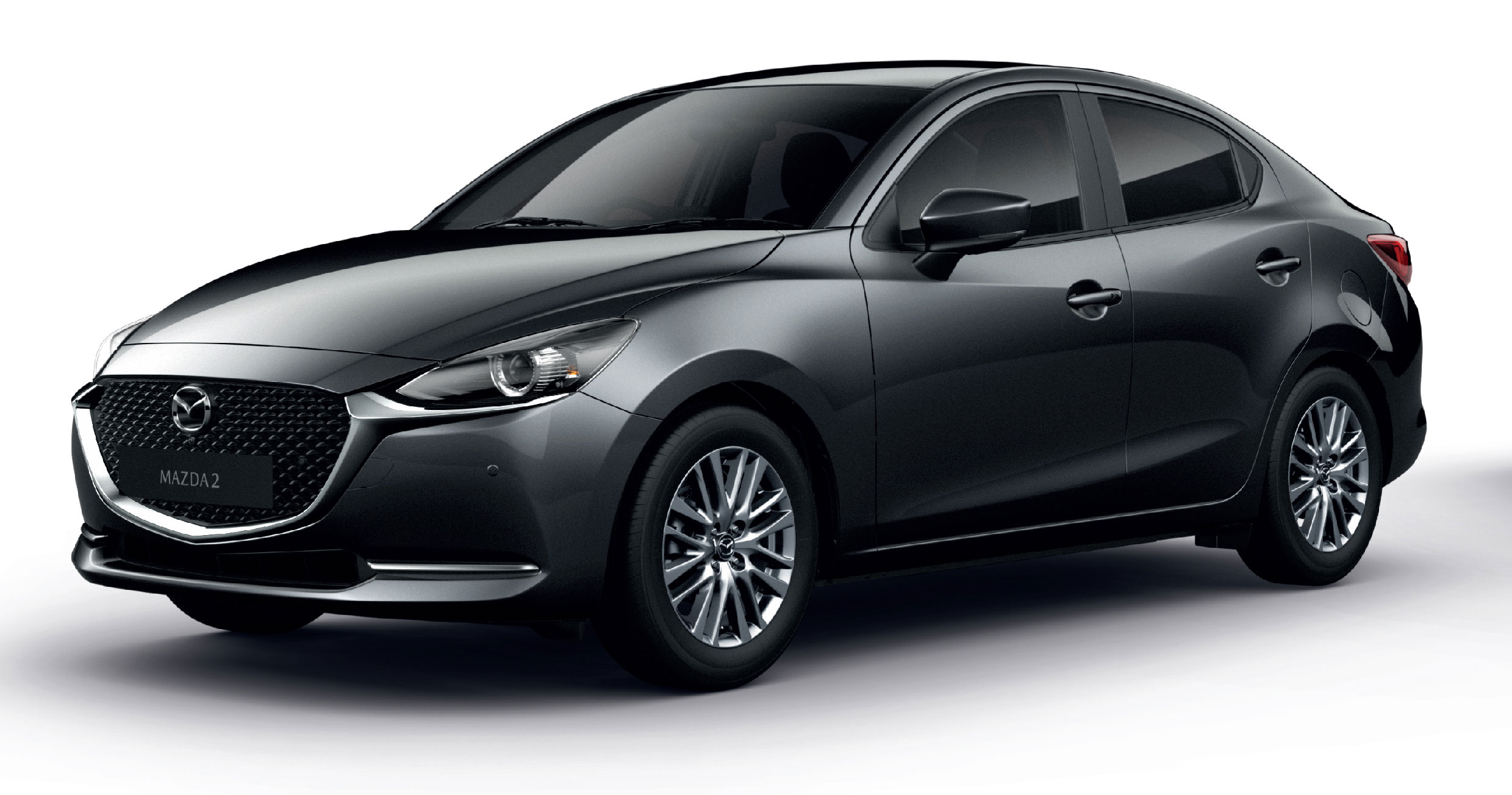 มาสด้า Mazda-2 Sedan XD-ปี 2019