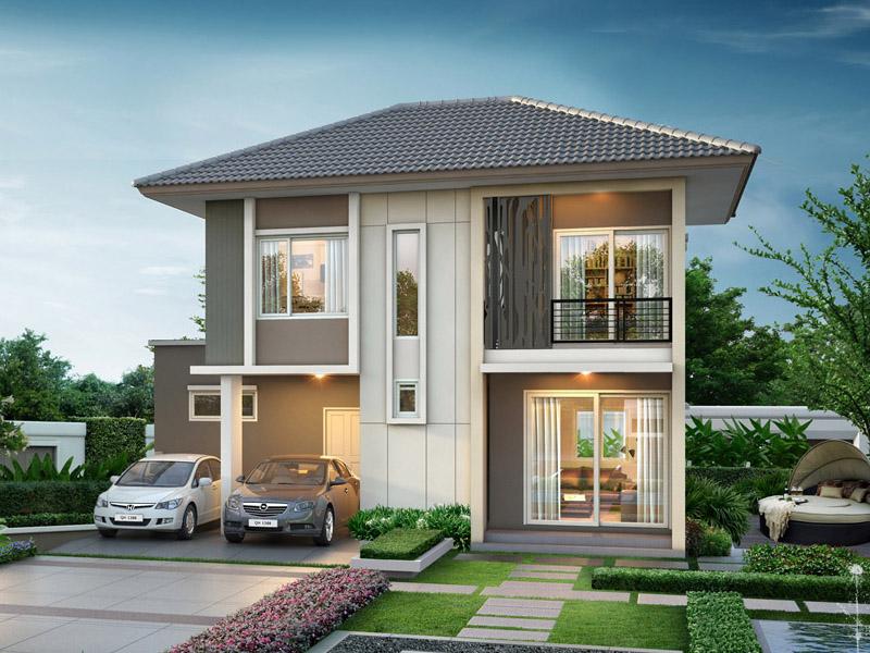 คาซ่า วิลล์ ระยอง (Casa Ville Rayong) ราคา-สเปค-โปรโมชั่น