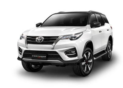 โตโยต้า Toyota-Fortuner 2.8 TRD Sportivo 2WD AT MY2018-ปี 2018