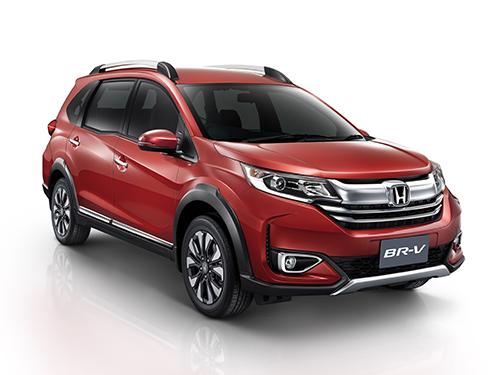 ฮอนด้า Honda-BR-V SV MY2019-ปี 2019