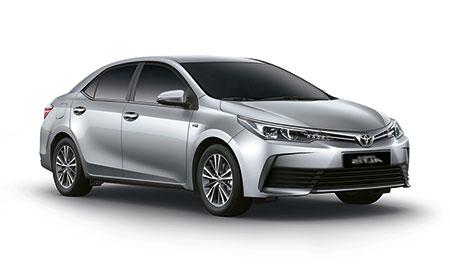 โตโยต้า Toyota-Altis (Corolla) 1.6 G A/T-ปี 2017