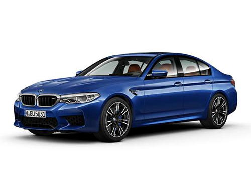 BMW M5 ทุกรุ่นย่อย
