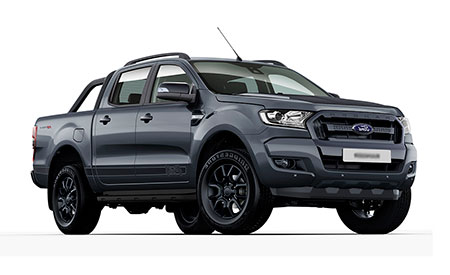 Ford Ranger FX4 Double Cab 2.2L VG Turbo 4x2 Hi-Rider AT ปี 2016