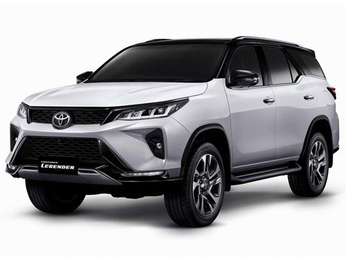 Toyota Fortuner 2.4 Legender 4WD AT MY2020 ปี 2020 ราคา-สเปค-โปรโมชั่น