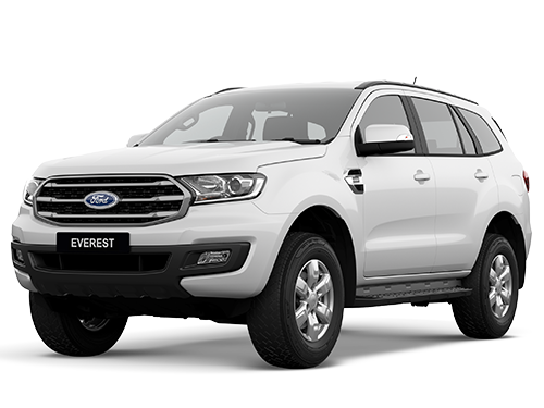 ฟอร์ด Ford-Everest 2.0L Turbo Trend 4x2 AT-ปี 2018