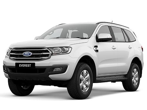 Ford Everest 2.0L Turbo Trend 4x2 AT ปี 2018 ราคา-สเปค-โปรโมชั่น