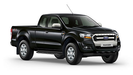 Ford Ranger Open Cab 2.2L XLS Turbo 4x4 ปี 2016