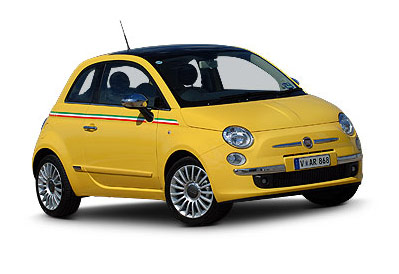 เฟียต Fiat-500 Lounge Premium-ปี 2010