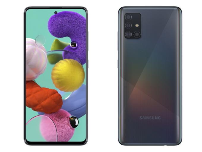 SAMSUNG Galaxy A 71 128GB ราคา-สเปค-โปรโมชั่น