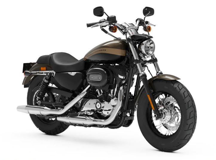 ฮาร์ลีย์-เดวิดสัน Harley-Davidson-Sportster 1200 Custom MY20-ปี 2020