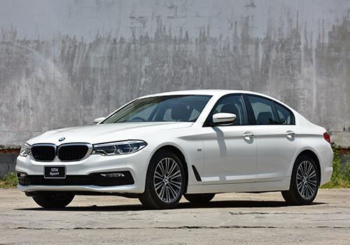 บีเอ็มดับเบิลยู BMW-Series 5 520d Sport-ปี 2017