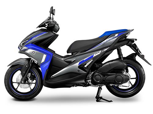 ยามาฮ่า Yamaha-Aerox 155 ABS Version MY19-ปี 2019