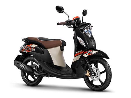 ยามาฮ่า Yamaha-Fino 125 Retro ล้อแม็กซ์-ปี 2015