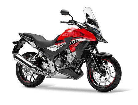 ฮอนด้า Honda-CB 500X-ปี 2015