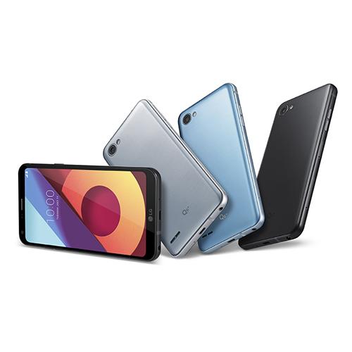 แอลจี LG Q6+