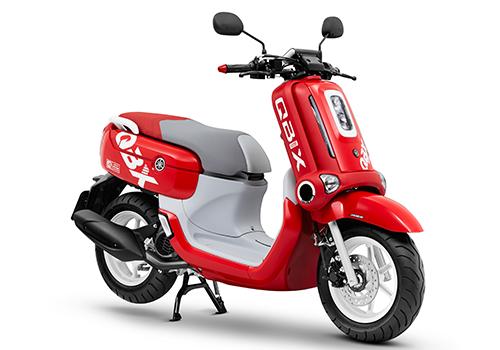 Yamaha QBIX Logo