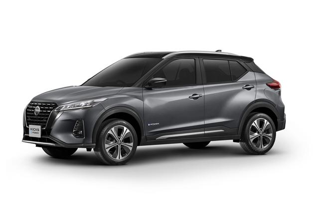 Nissan KICKS 1.2L E ปี 2020 ราคา-สเปค-โปรโมชั่น