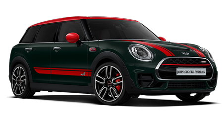 มินิ Mini-Clubman JOHN COOPER WORKS-ปี 2017