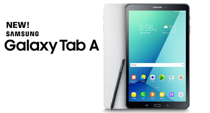 samsung galaxy tab a 10 1 with s pen s pen ram 3gb. Black Bedroom Furniture Sets. Home Design Ideas