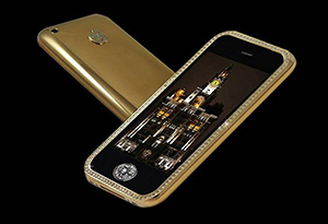 Supreme Goldstriker iPhone 3
