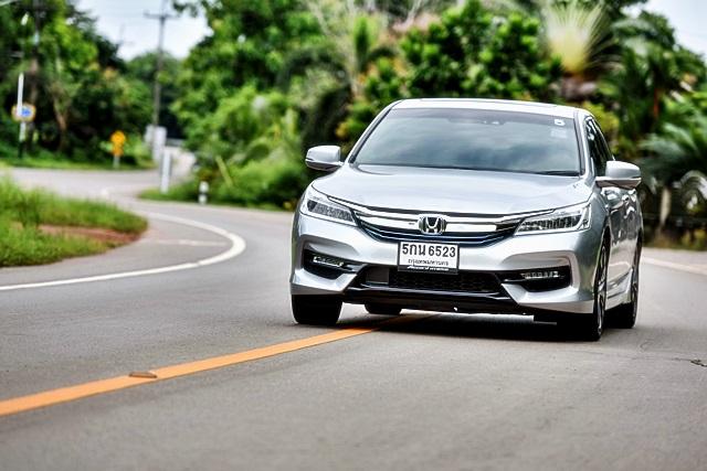 Honda Accord Hybrid 2.0 Tech