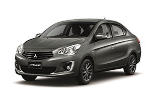 Mitsubishi Attrage GLS Ltd.