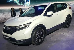 Honda CR-V 2.4 E i-VTEC