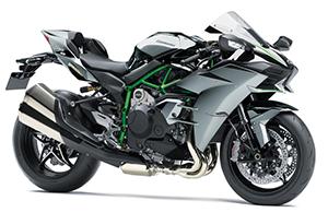 Kawasaki Ninja H2 พลัง 205 แรงม้า