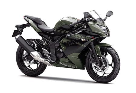 Kawasaki Ninja 250 SL ABS WSBK Edition