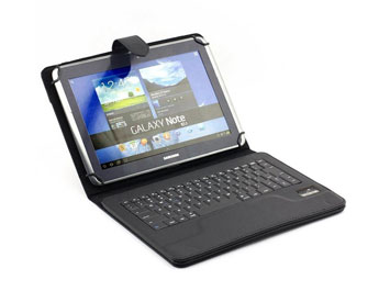 Velishy 9 To 10.1 Inch Tablet PU Case