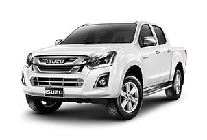 Isuzu D-MAX Hi-Lander 4-Door 1.9 Ddi Z Blue Power A/T