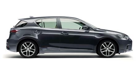 Lexus CT200H (ราคา 1,999,000 - 3,040,000 บาท)