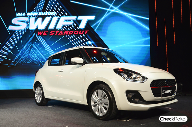 Suzuki Swift GA CVT 2018