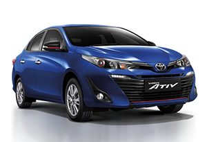 Toyota Yaris ATIV 1.2 S