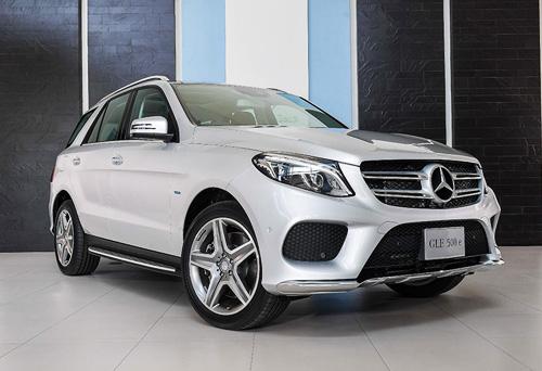 Mercedes-Benz GLE 500 e 4MATIC AMG Dynamic