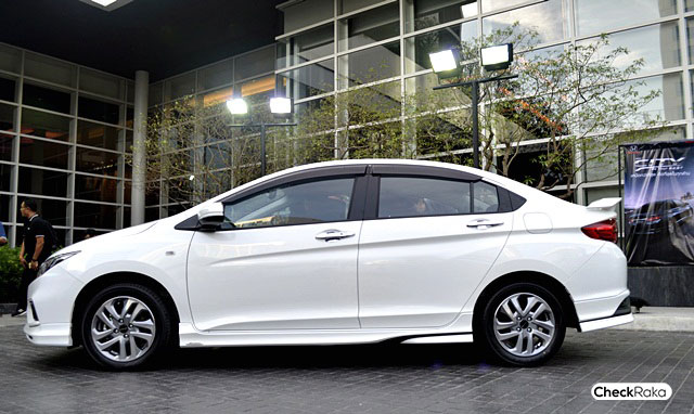 Honda City S MT 2017