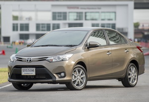 Toyota Vios 1.5 J CVT