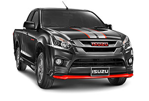 Isuzu D-MAX X-Series Speed 1.9 Ddi Z Blue Power