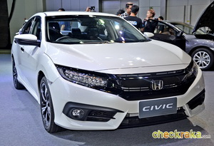Honda Civic Turbo RS
