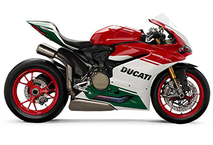 Ducati Panigale 1299 Final Edition พลัง 209 แรงม้า