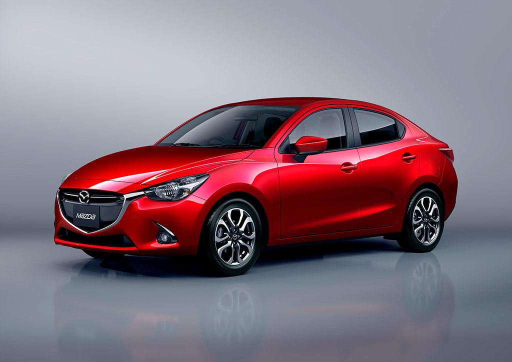 Mazda 2 Sedan XD AT