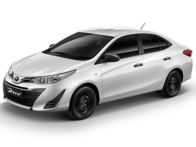 Toyota Yaris Ativ 1.2 J ECO 2017