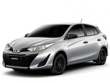 Toyota Yaris 1.2 J ECO 2017