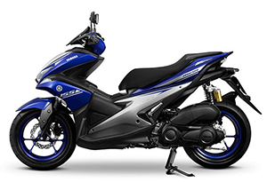 Yamaha Aerox 155 Standard 2017