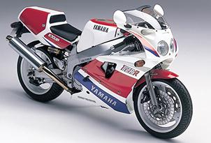 Yamaha FZR750R OW-01